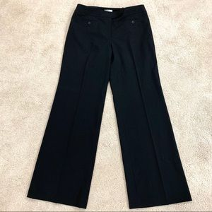 LOFT Pants - Ann Taylor Loft Ann Black Pants Dress Pant